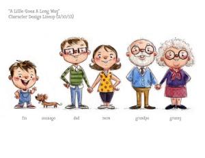 LittleGoesALongWay_lineup